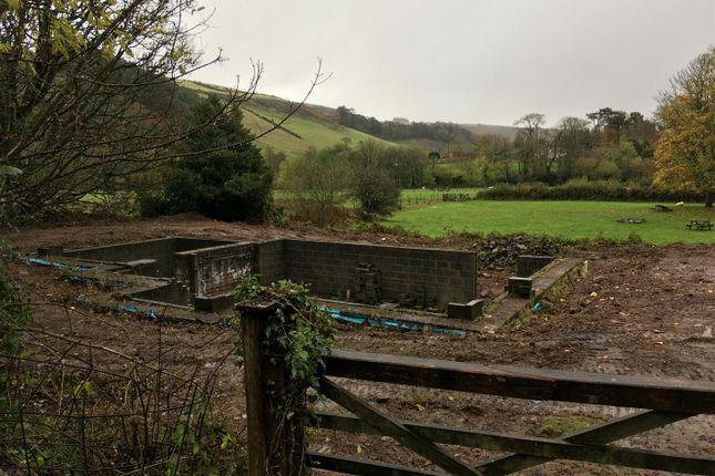 Thumbnail Land for sale in Oare, Lynton