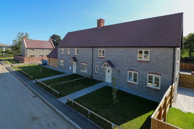Thumbnail Semi-detached house for sale in Long Hazel Farm, Sparkford, Yeovil