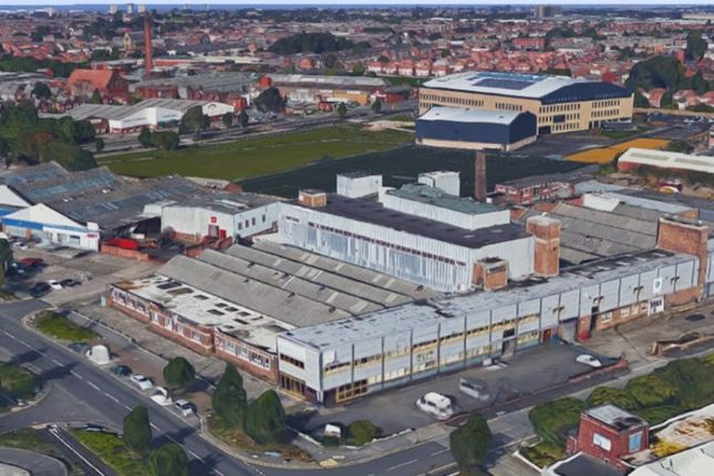 Thumbnail Industrial to let in Aintree, Liverpool
