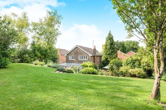 Thumbnail Detached house for sale in Carthagena, Sutton Scotney, Winchester