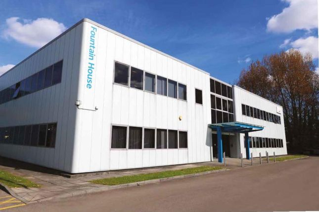 Thumbnail Office for sale in Fountain House, St Mellons, Cardiff