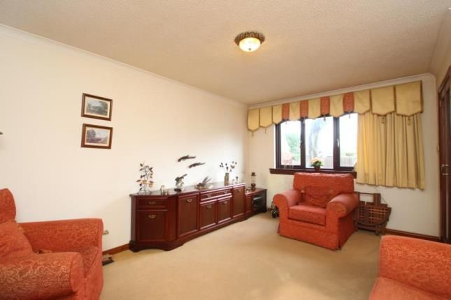 Lounge of Nelson Terrace, Grangemouth, Stirlingshire FK3