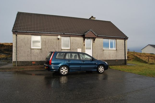 Thumbnail Bungalow for sale in 6 Rushgarry, Berneray