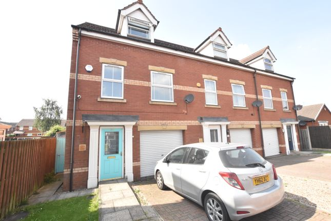 Thumbnail End terrace house to rent in Birch Drive, Scunthorpe, Lincolnshire