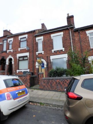 Thumbnail Shared accommodation to rent in Gilman Street, Stoke-On-Trent