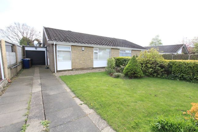 Thumbnail Semi-detached bungalow for sale in Castle Way, Dinnington