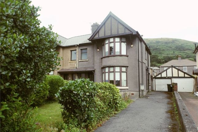 Thumbnail Semi-detached house for sale in Margam Road, Margam, Port Talbot, West Glamorgan