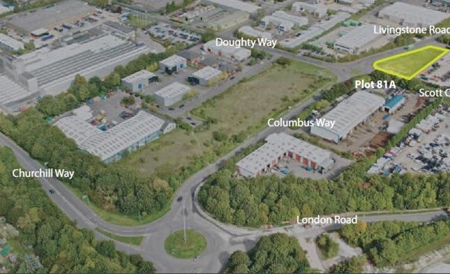 Thumbnail Office for sale in Plot 81A, Walworth Business Park, Andover