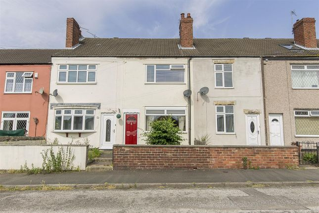 Thumbnail Terraced house for sale in Limekiln Fields, Bolsover, Chesterfield