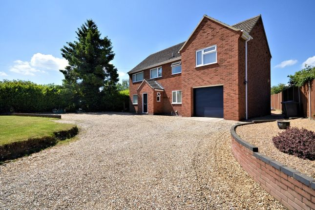 Thumbnail Detached house for sale in School Road, Brisley, Dereham