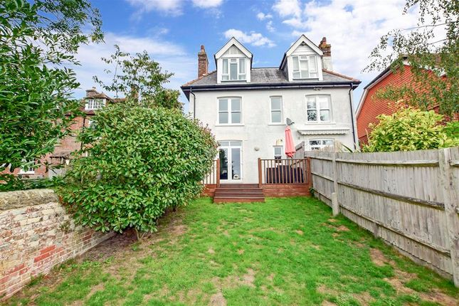 Thumbnail Semi-detached house for sale in Lower Street, Pulborough, West Sussex