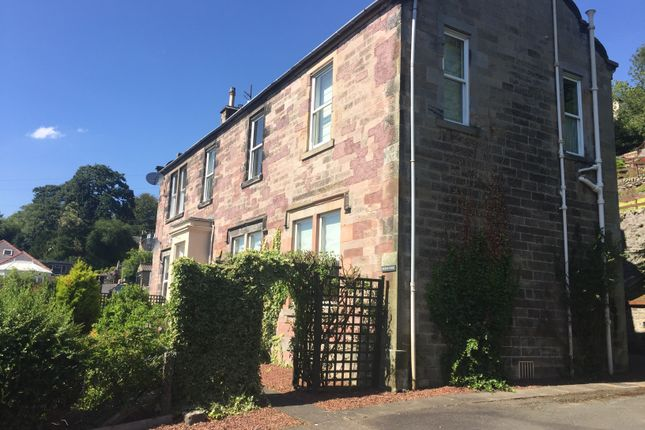 Thumbnail Flat for sale in 5 Melrose Road, Galashiels