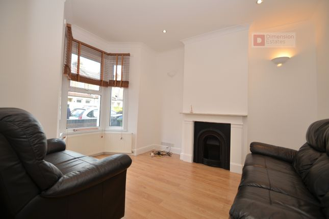 Thumbnail Terraced house to rent in Montague Road, Leytonstone, East London