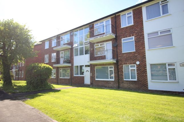 Thumbnail Flat to rent in Damery Court, Bramhall, Stockport