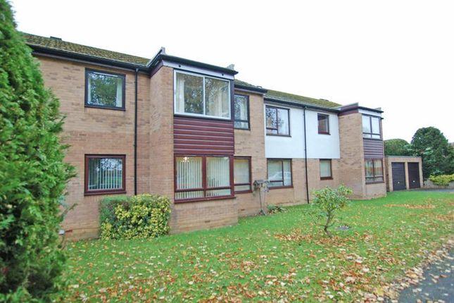 Thumbnail Flat to rent in Mayfair Gardens, Ponteland, Newcastle Upon Tyne