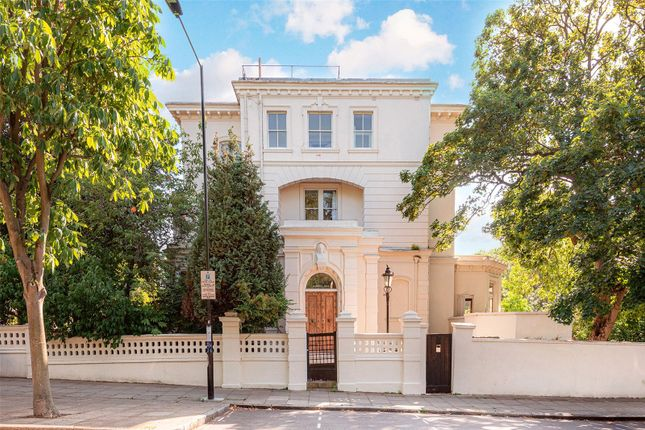 Thumbnail Semi-detached house for sale in Blomfield Road, Maida Vale