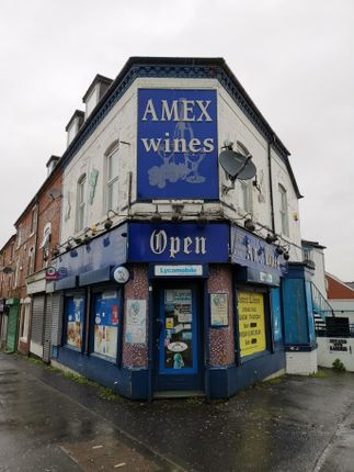 Thumbnail Retail premises for sale in Mary Street, Birmingham