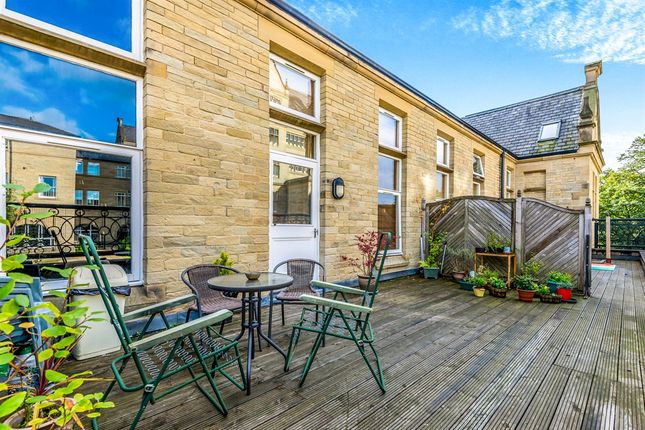 Thumbnail Flat for sale in Charlotte Close, Savile Park, Halifax