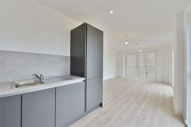 Thumbnail Flat for sale in Taylor House, 2 Ironworks Way, London