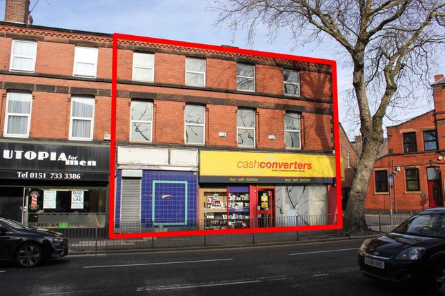 Thumbnail Retail premises for sale in Pearson Court, Prince Alfred Road, Wavertree, Liverpool