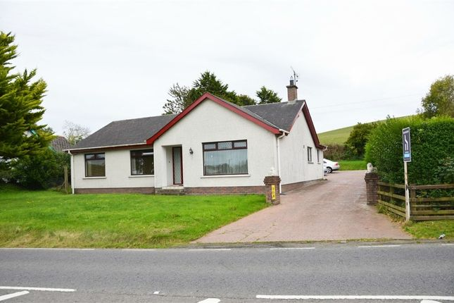 Thumbnail Detached bungalow for sale in Ballydugan Road, Downpatrick, County Down