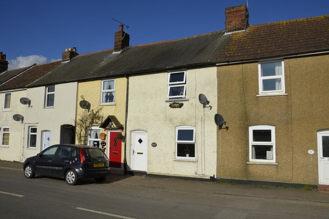 2 bed terraced house for sale in High Road, Trimley St. Martin, Felixstowe IP11