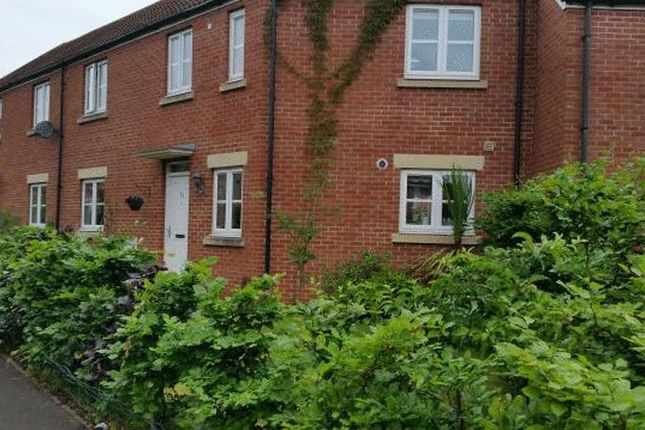 Thumbnail Terraced house for sale in Blackcurrant Drive, Long Ashton, Bristol, North Somerset