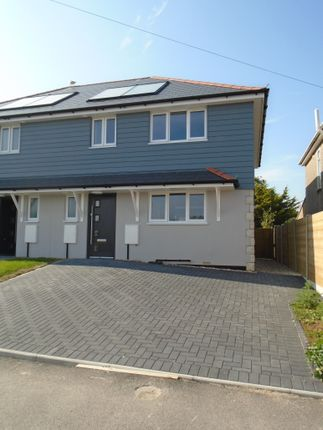 1 bed semi-detached house to rent in Hillbourne Road, Weymouth DT4