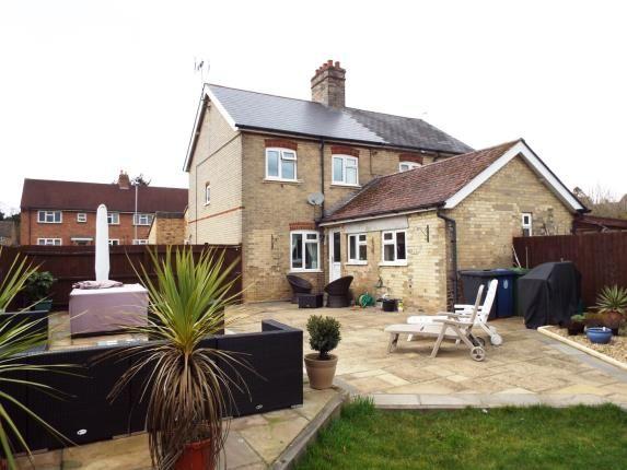 Thumbnail Semi-detached house for sale in Linton, Cambridge, Cambridgeshire