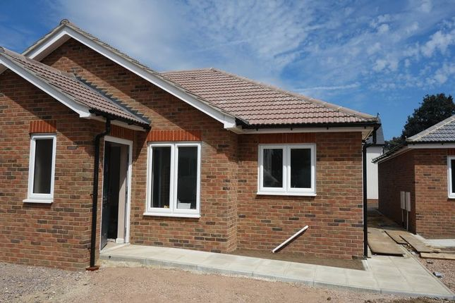 Thumbnail Semi-detached bungalow for sale in Alexandra Road, Farnborough