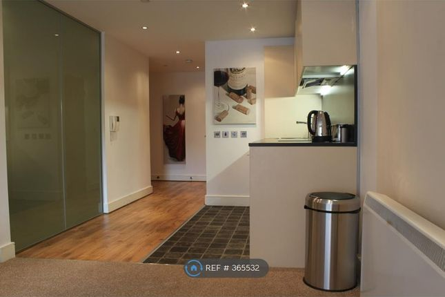 Thumbnail Flat to rent in North West, Nottingham