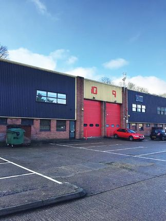 Thumbnail Light industrial to let in Unit 10, Treadaway Technical Centre, Treadaway Hill, Loudwater, High Wycombe, Bucks