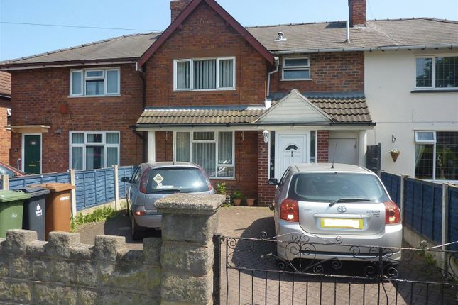 Thumbnail Semi-detached house to rent in Valley Road, Bloxwich, Walsall
