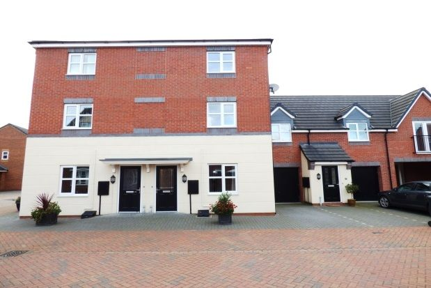 Thumbnail Flat to rent in Jeque Place, Burton On Trent
