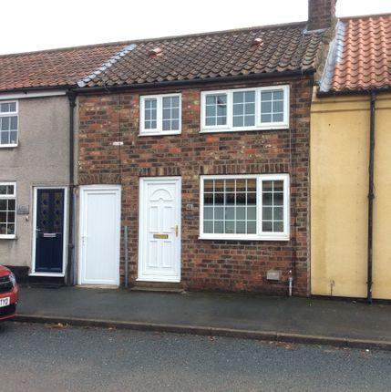 Thumbnail Terraced house to rent in Station Road, Nafferton, East Yorkshire