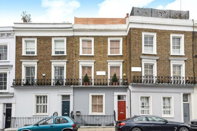 Thumbnail Flat for sale in Penzance Place W11,