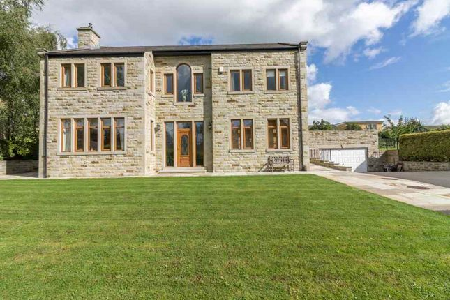 Thumbnail Detached house for sale in Elmwood Drive, Brighouse