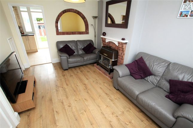 Lounge of Harcourt Avenue, Blackfen, Kent DA15