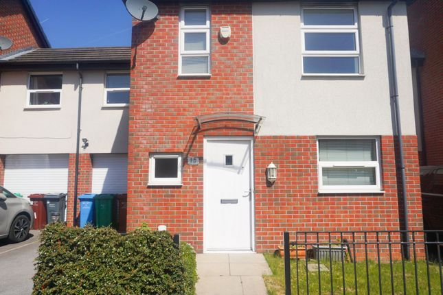Thumbnail Semi-detached house to rent in Ivy Graham Close, Manchester