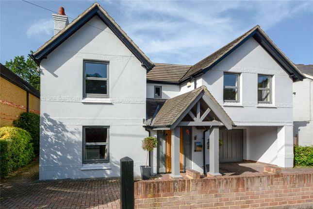 Thumbnail Detached house for sale in Longdown Road, Little Sandhurst, Berkshire