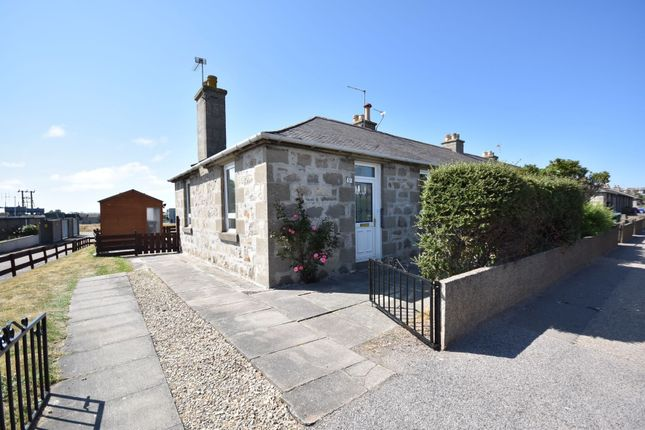 Thumbnail Bungalow for sale in Elgin Road, Lossiemouth