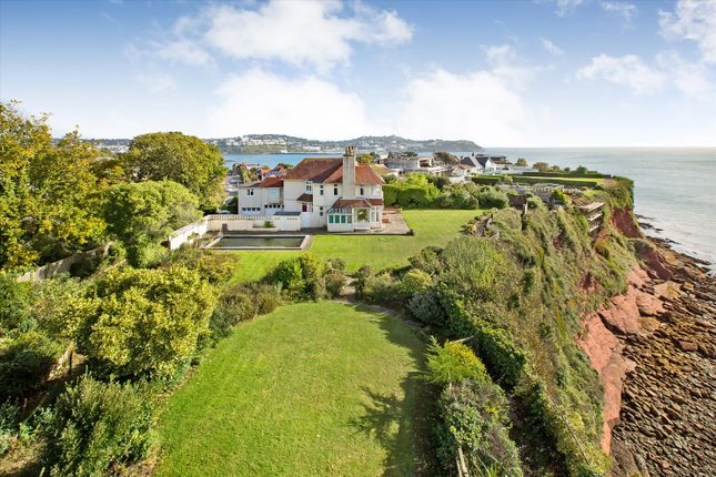 Thumbnail Detached house for sale in Torbay Road, Torquay, Devon