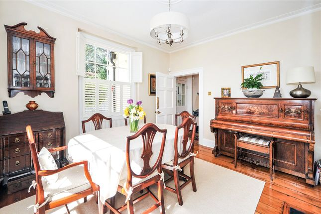 Dining Room of Windsor Place, Clifton, Bristol BS8