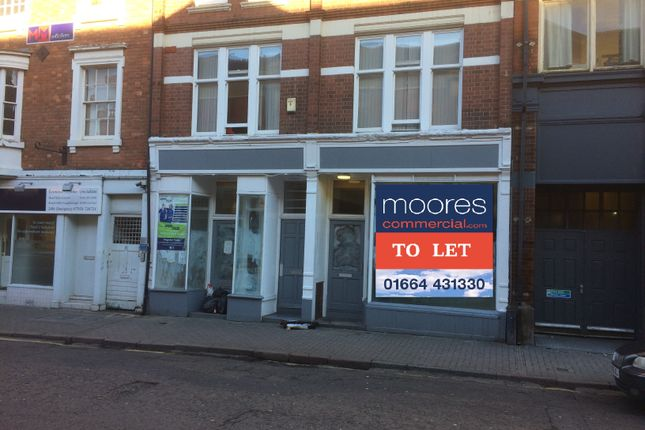 Thumbnail Restaurant/cafe to let in Pocklingtons Walk, Leicester