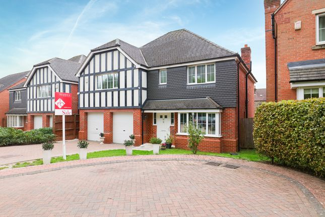 Thumbnail 5 bed detached house for sale in Hastings Road, Sheffield
