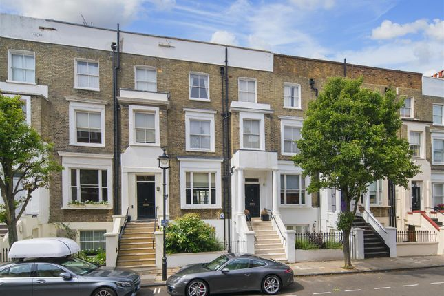 Thumbnail Terraced house for sale in Alma Square, St Johns Wood, London