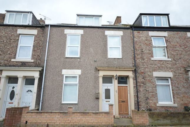 Thumbnail Flat for sale in William Street West, North Shields