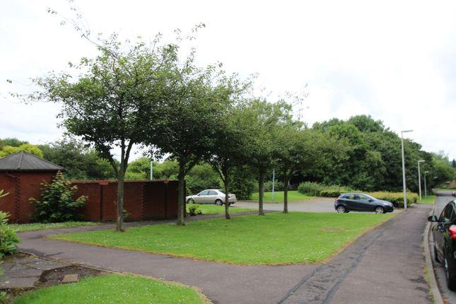 Parking of Balbirnie Road, Woodside, Glenrothes, Fife KY7
