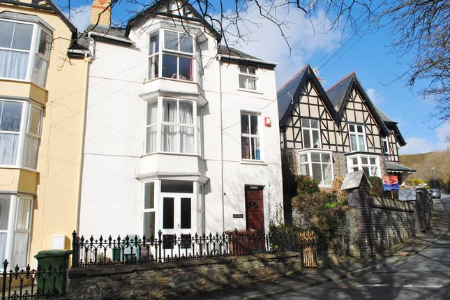 Thumbnail Semi-detached house to rent in Cliff Terrace, Aberystwyth