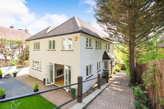 Thumbnail Detached house for sale in Ballards Farm Road, South Croydon
